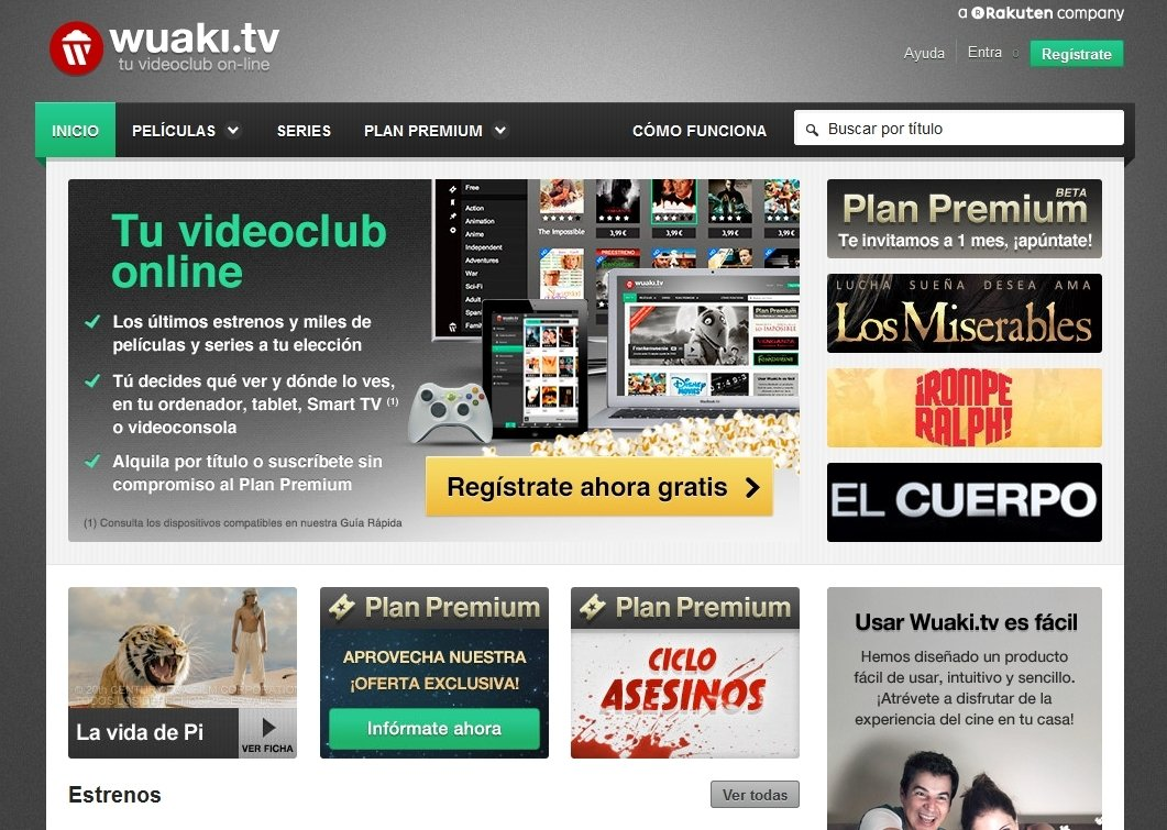 Wuaki.tv Webapps image 5