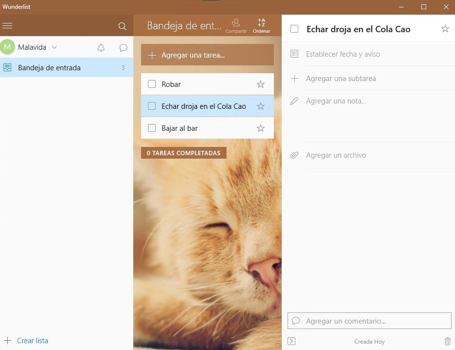 Wunderlist 3 19 7 - Download for PC Free