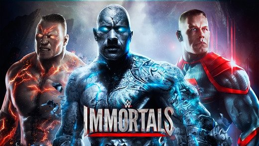 WWE Immortals iPhone image 5