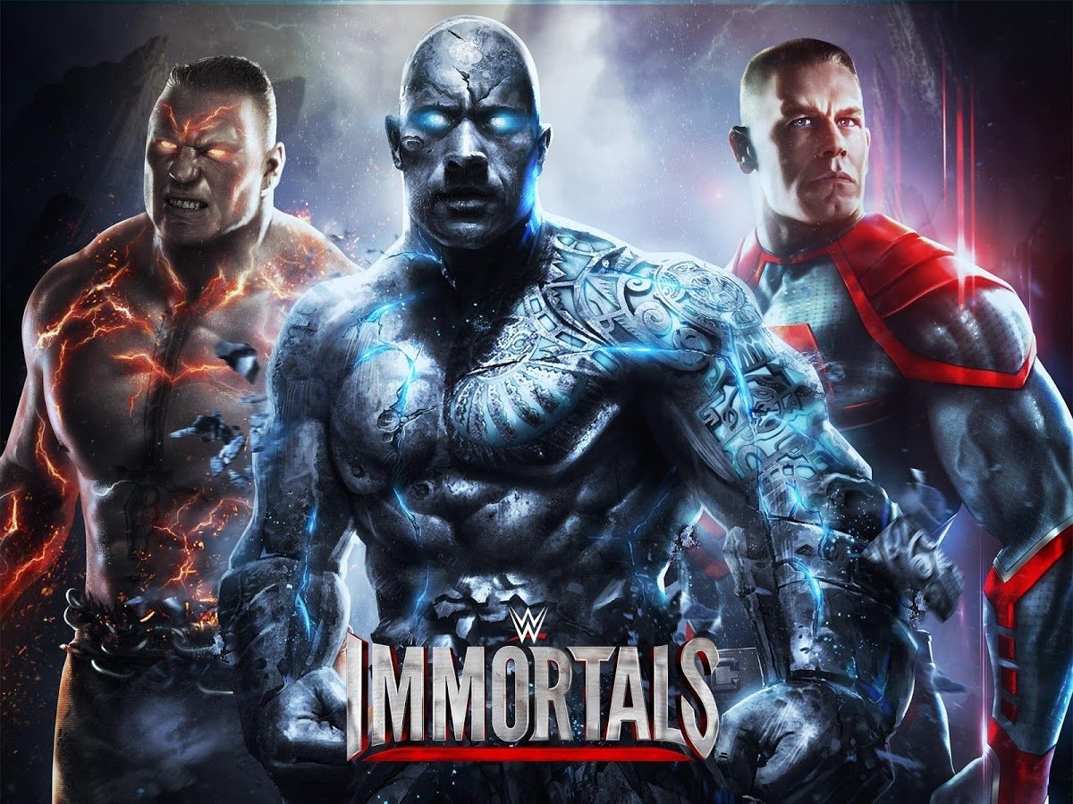 WWE Immortals Android image 5