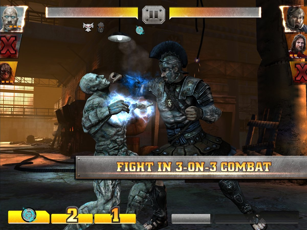 Wwe Immortals 2 6 3 Download For Android Apk Free