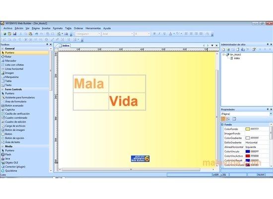WYSIWYG Web Builder image 5