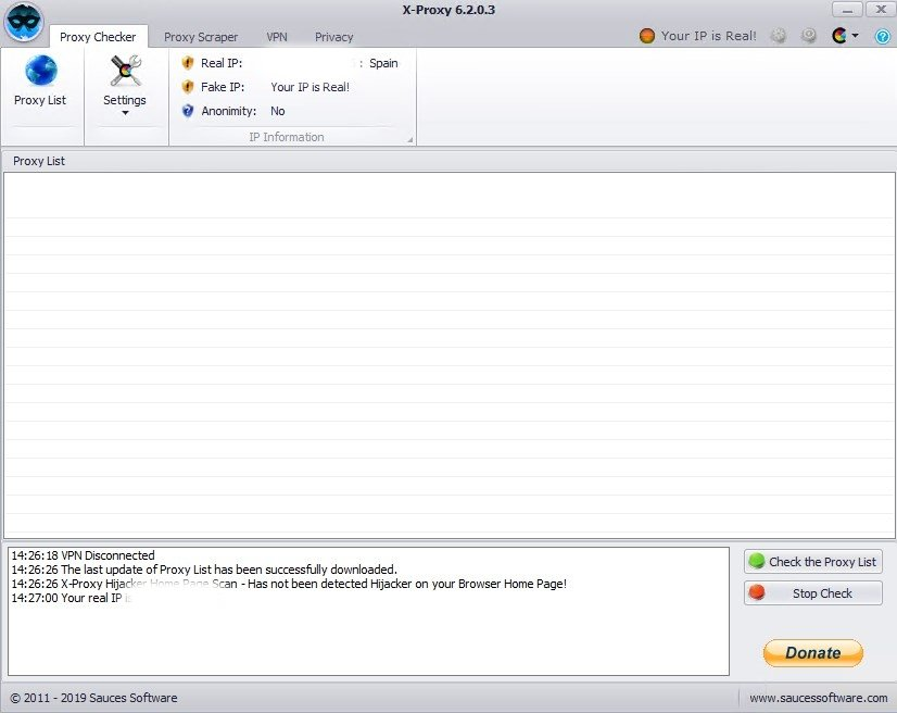 X-Proxy 6 2 0 3 - Download for PC Free