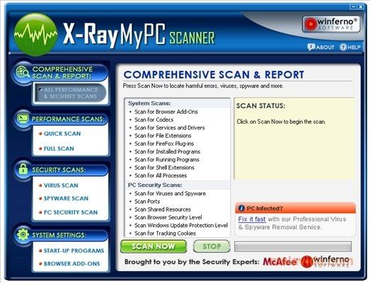 X-Ray My PC image 4