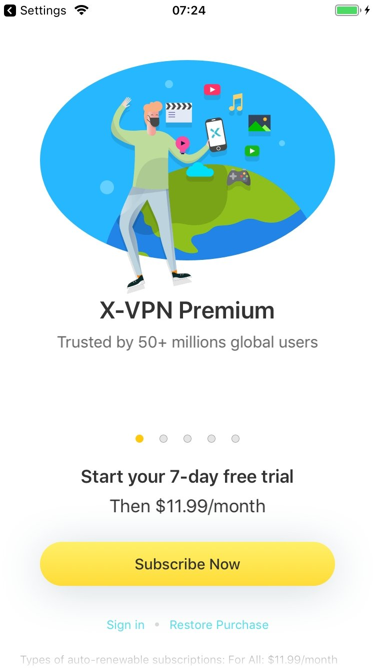 X vpn premium mod apk download | Download X  2019-11-10