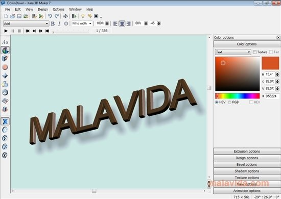 Xara 3D Maker 7 0 - Download for PC Free