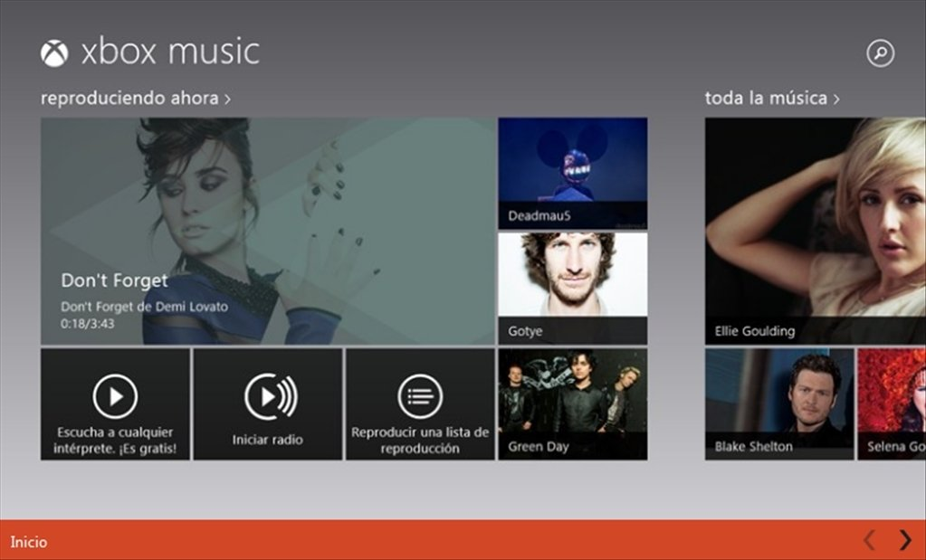 Xbox Music image 3
