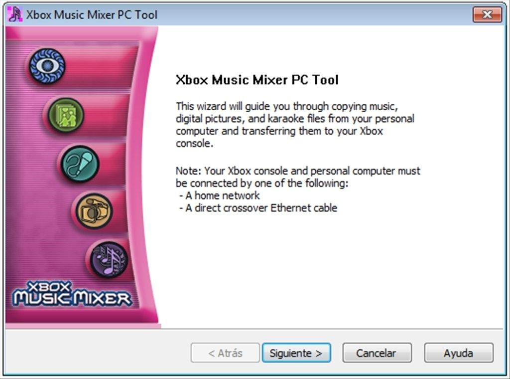 Xbox Music Mixer PC Tool image 5