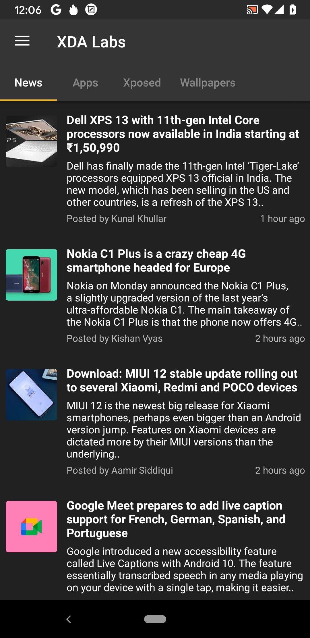 Xda Labs 1 1 7b Download Fur Android Apk Kostenlos