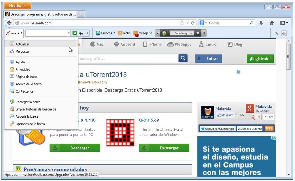 XipXip Toolbar image 6