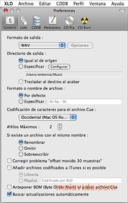XLD Mac image 4