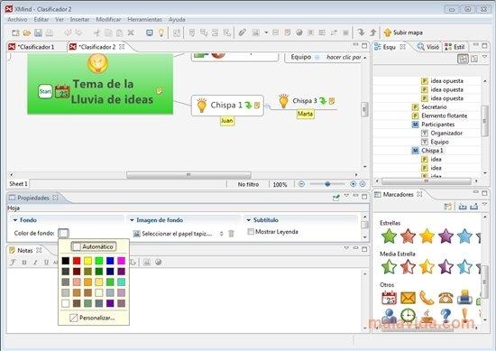 mind map freeware xmind