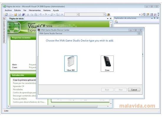 Xna Game Studio Software Mac