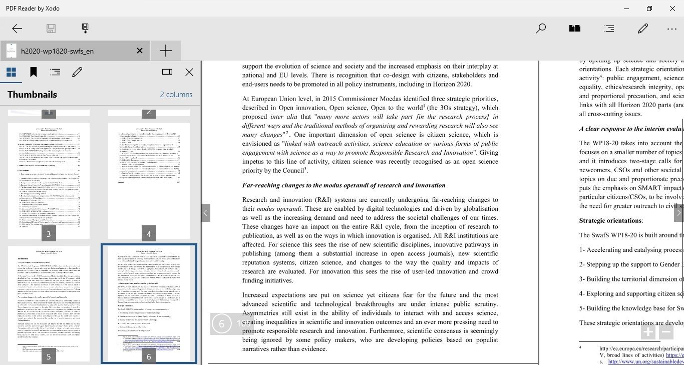 Xodo PDF Reader & Editor 4 0 3 0 - Download for PC Free