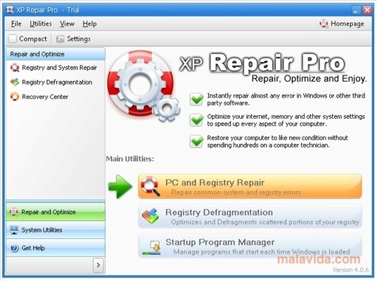 windows xp speed up software free download