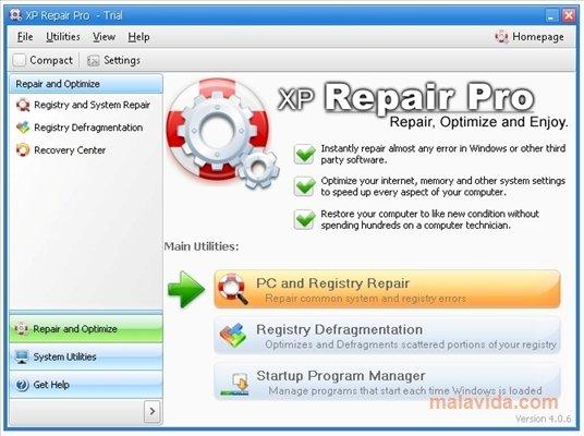 XP Repair Pro 6.0.6