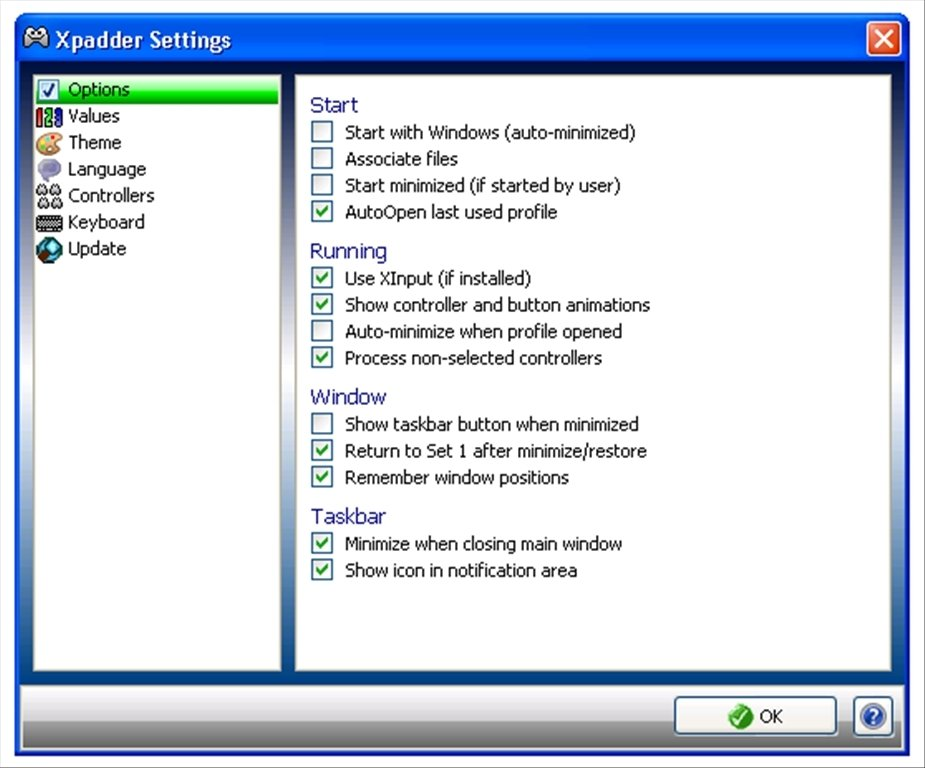 gratuitement xpadder pour windows 8