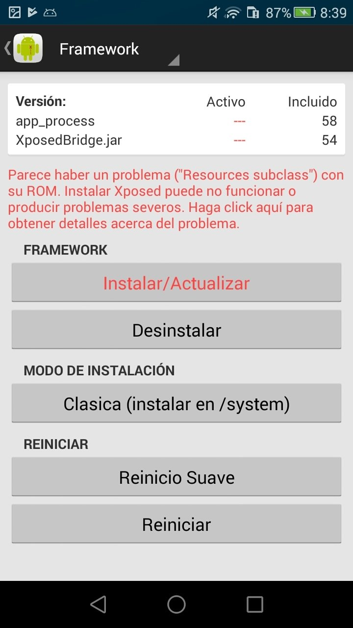 Xposed Installer 3 1 5 - Download for Android APK Free