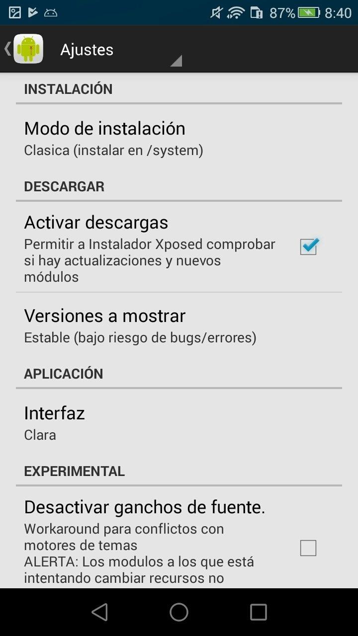 exposed installer apk