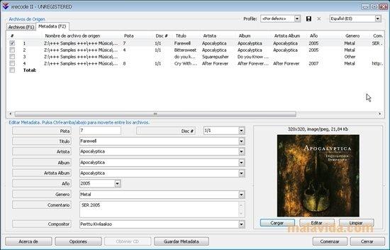 xrecode II image 7