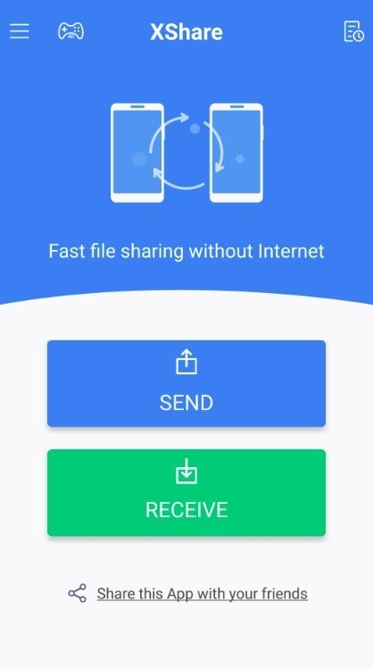 XShare 2 8 5 15 - Download for Android APK Free