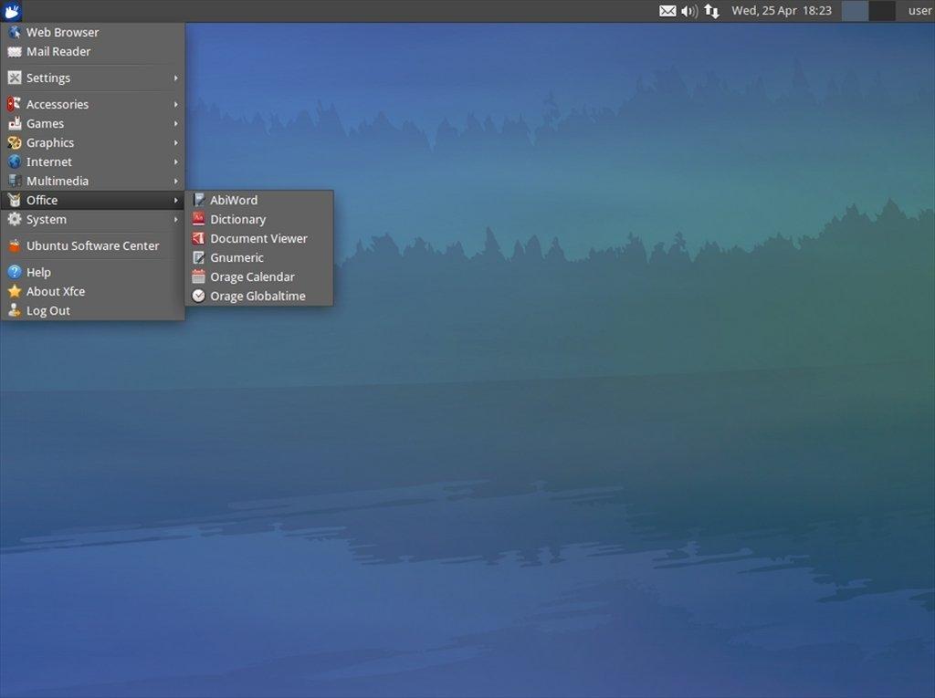 Xubuntu Linux image 7