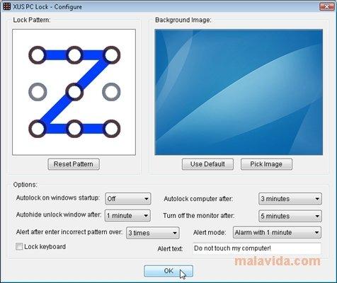 XUS PC Lock image 5