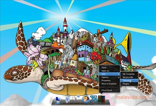 XWindows Dock image 4
