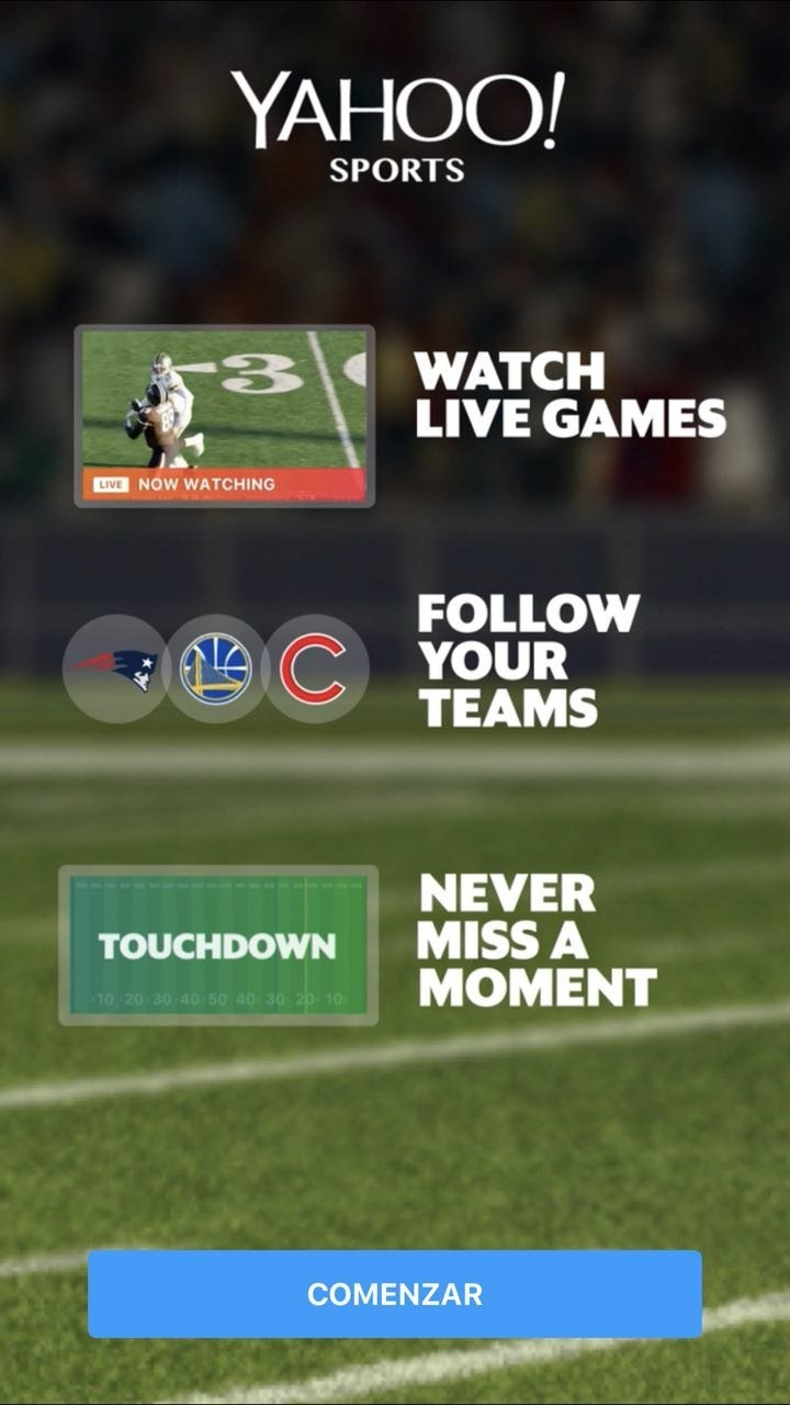 Yahoo Sports: Football & More - Download for iPhone Free