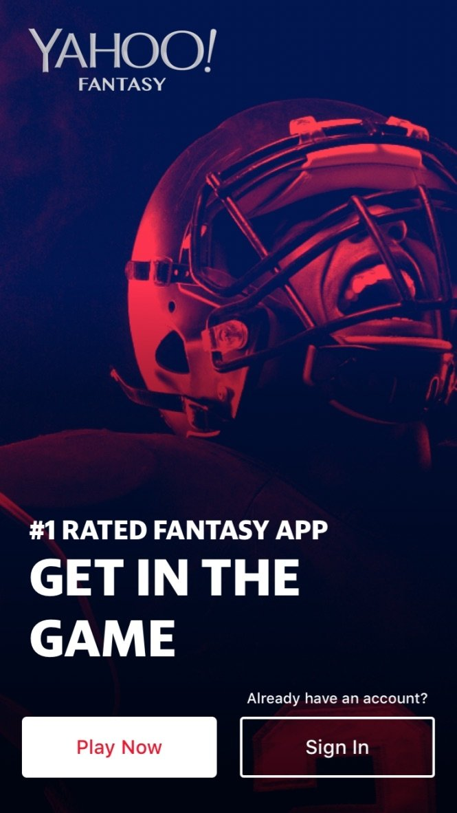 Yahoo Fantasy Football & more - Download for iPhone Free