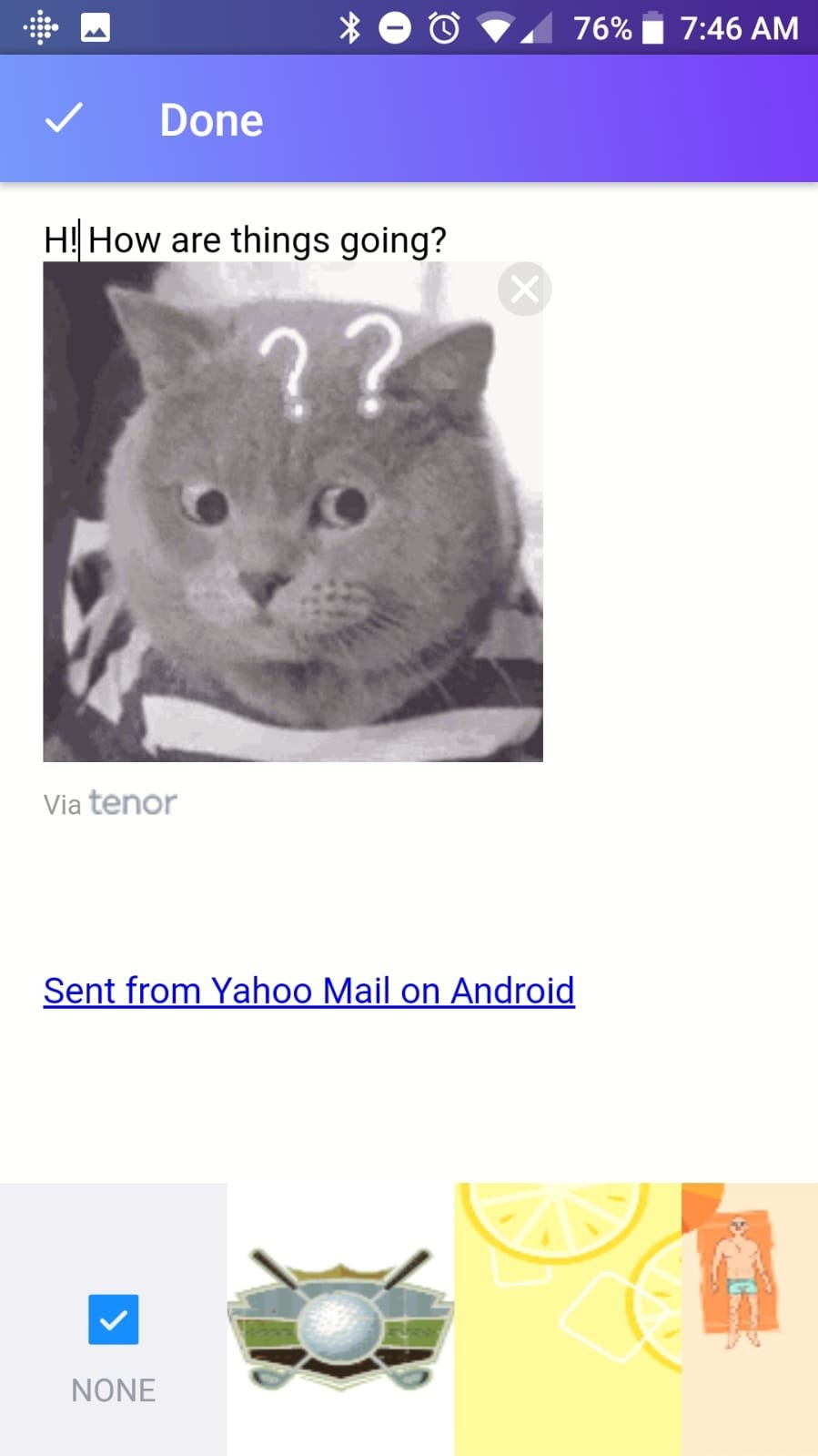 Yahoo Mail 5 42 3 - Download for Android APK Free