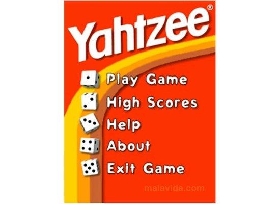 yahtzee 2.4 gratuit