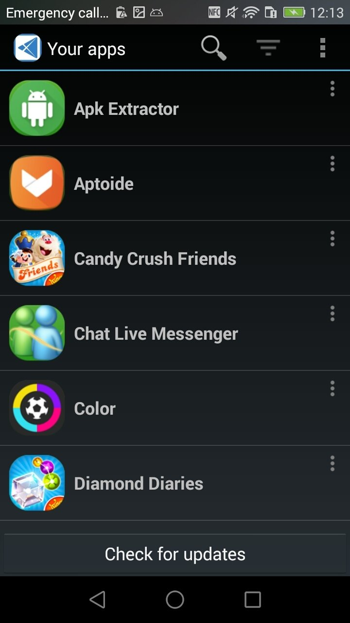 free download aptoide for blackberry