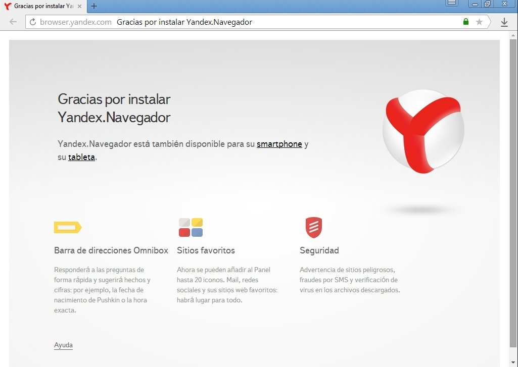 Yandex Browser image 5