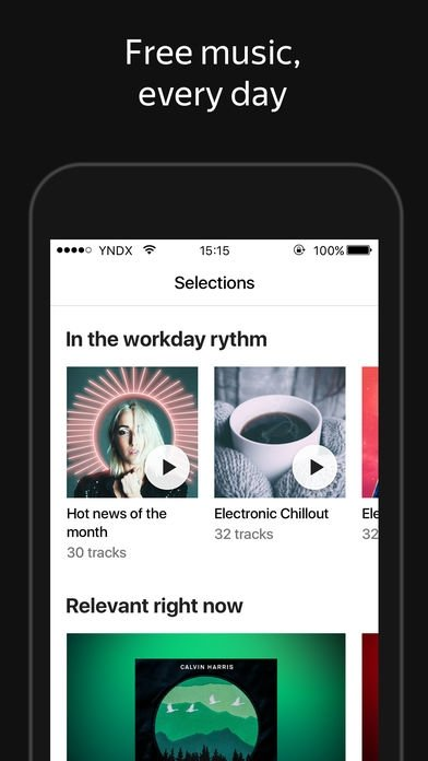 Yandex Music - Download for iPhone Free