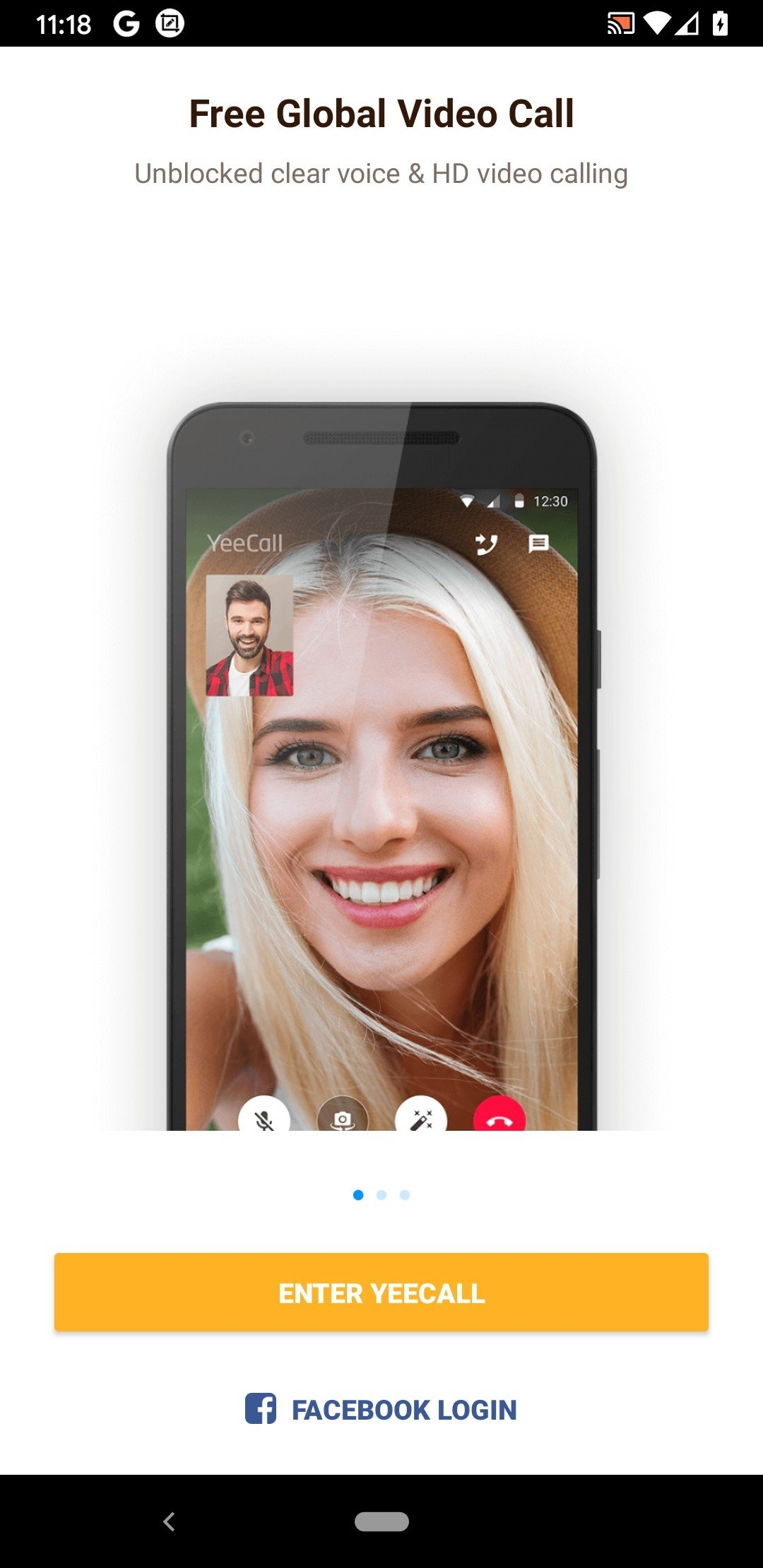 YeeCall Android image 4