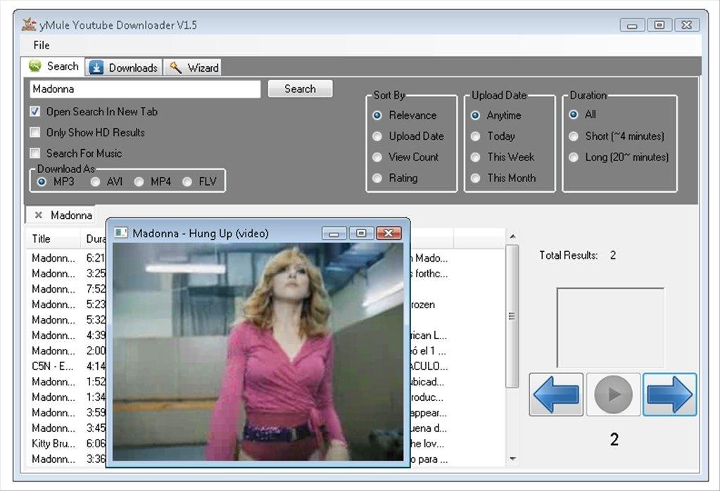 Ymule youtube downloader 19 baixar para pc grtis ymule youtube downloader imagem 1 thumbnail ccuart Images