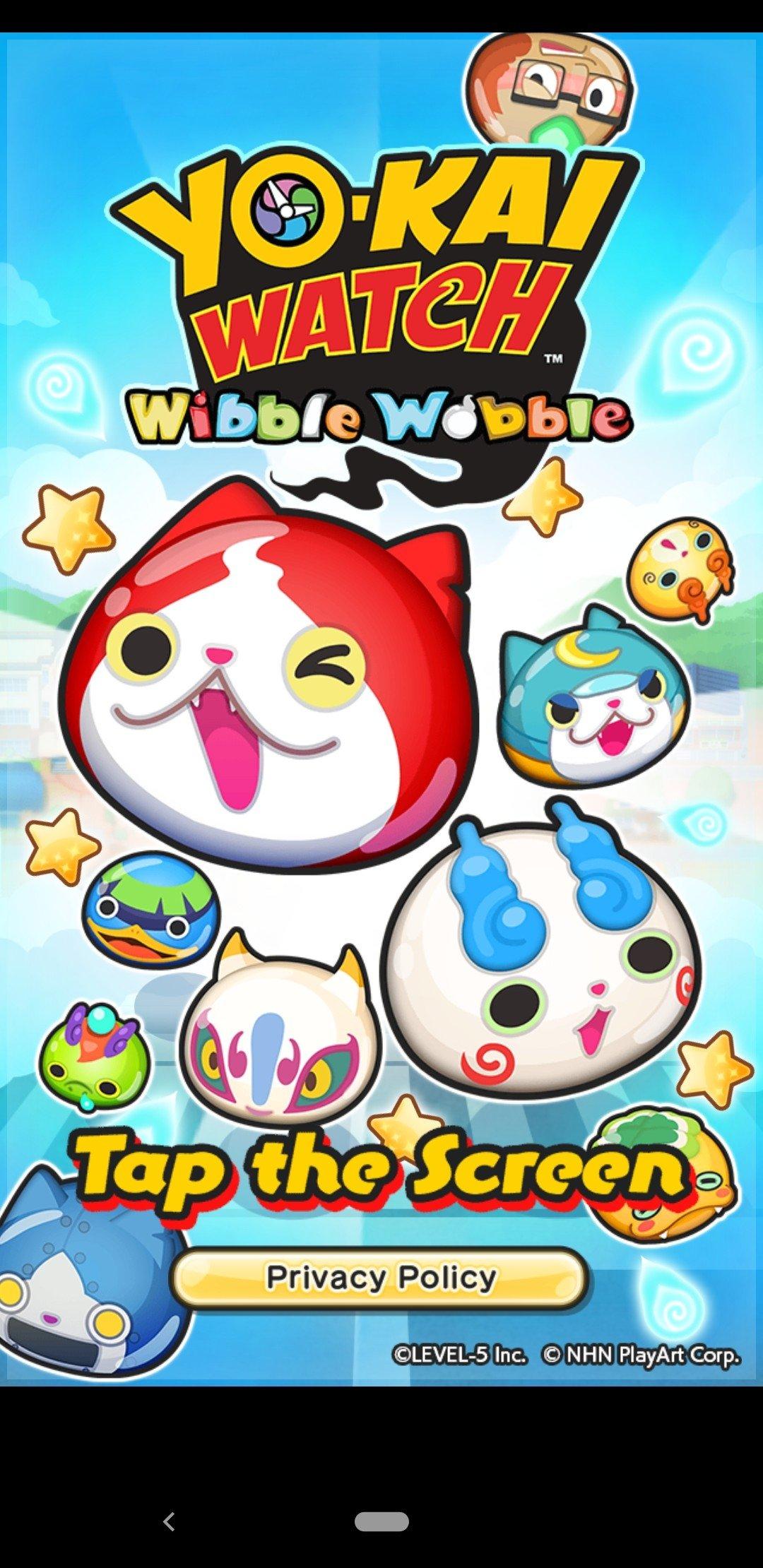 YO-KAI WATCH Wibble Wobble Android image 8