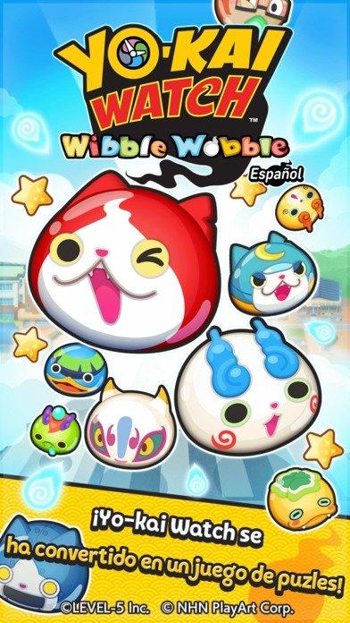 YO-KAI WATCH Wibble Wobble iPhone image 5