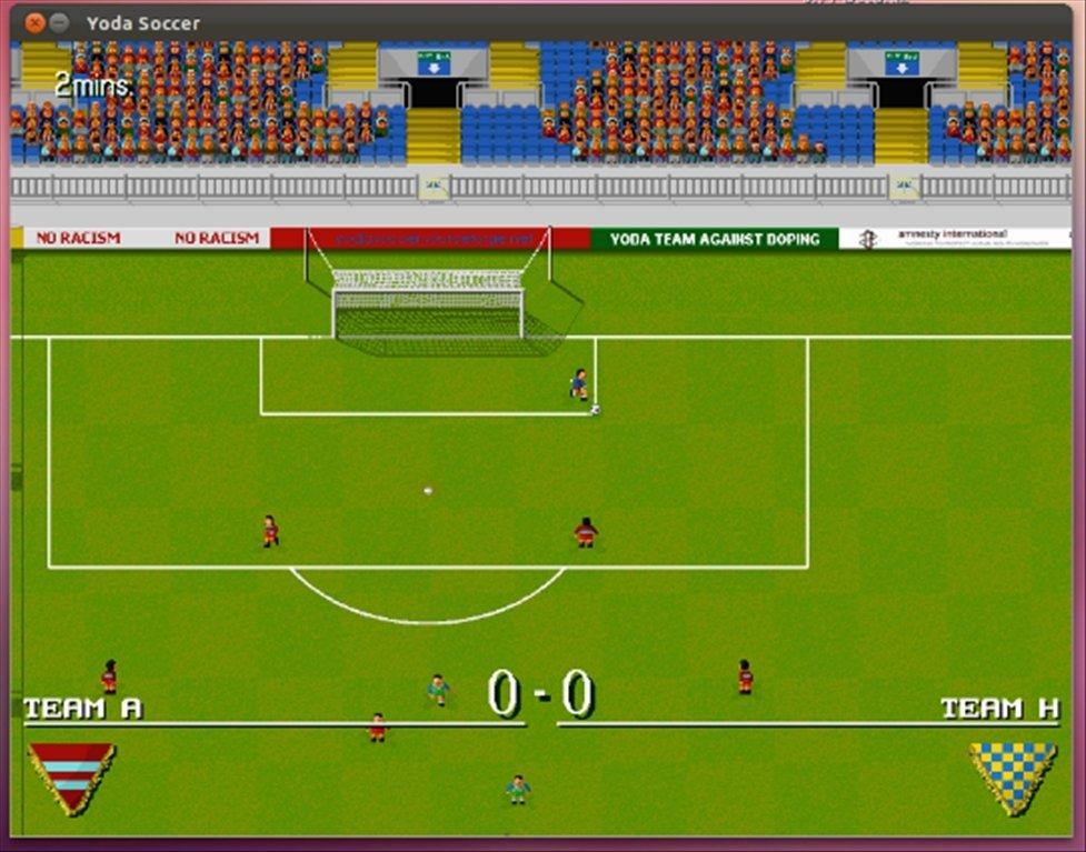 jeux de yoda soccer