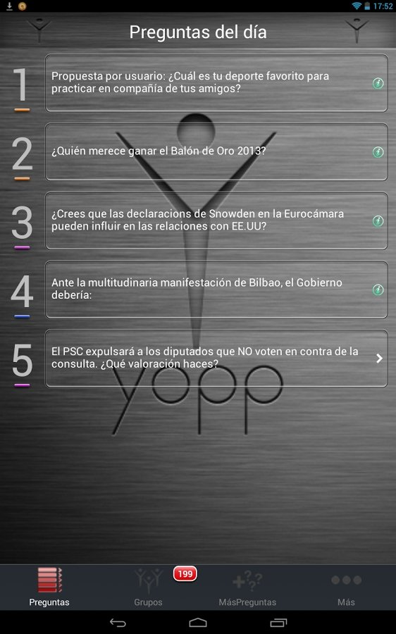 YOPP Android image 5