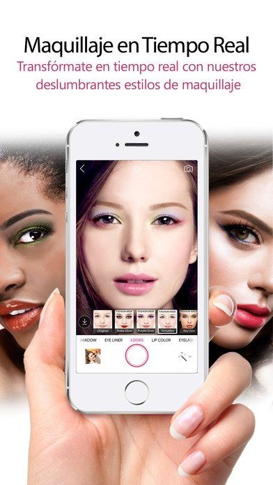 YouCam Makeup iPhone