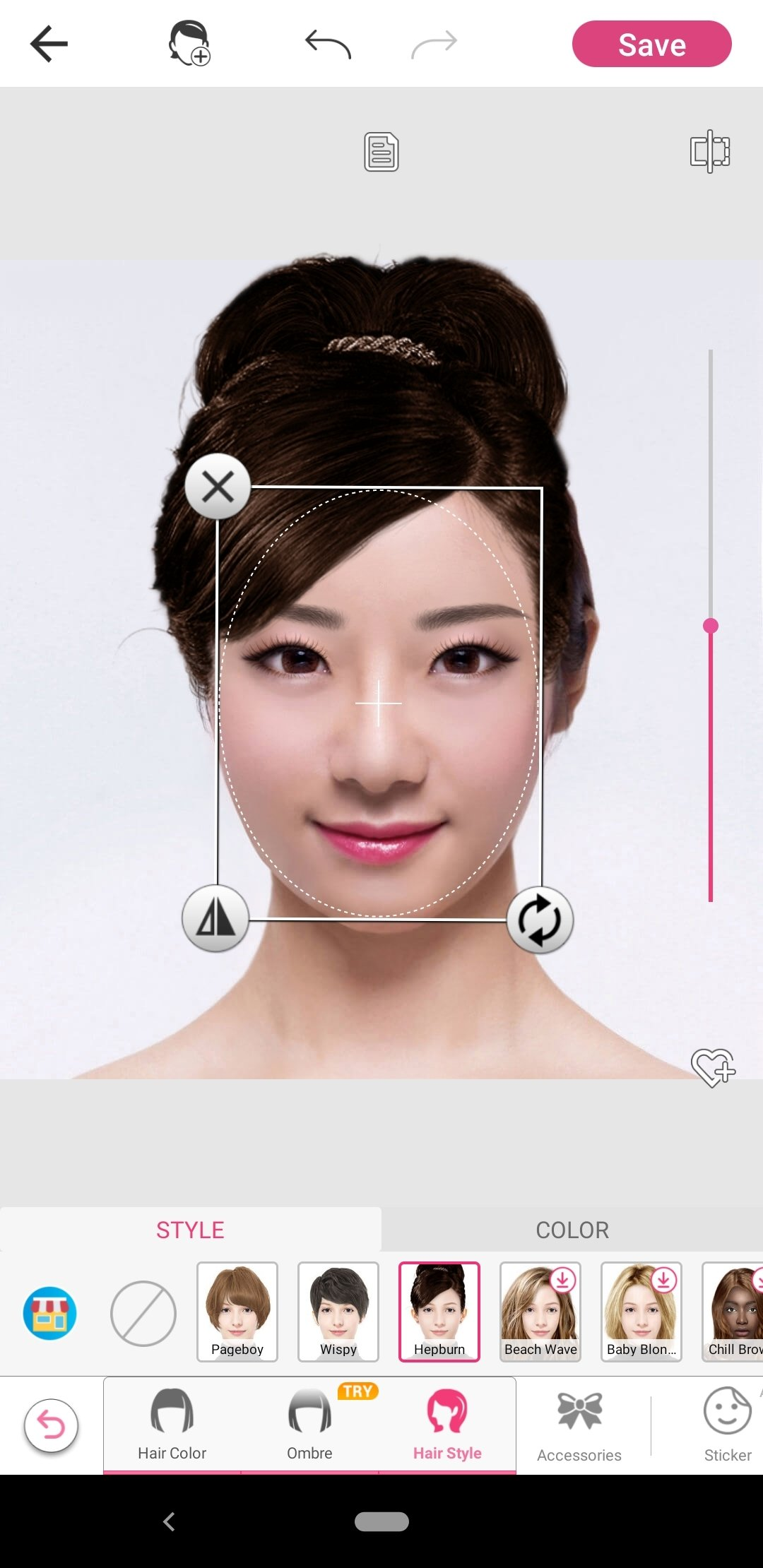 YouCam Makeup Android image 8