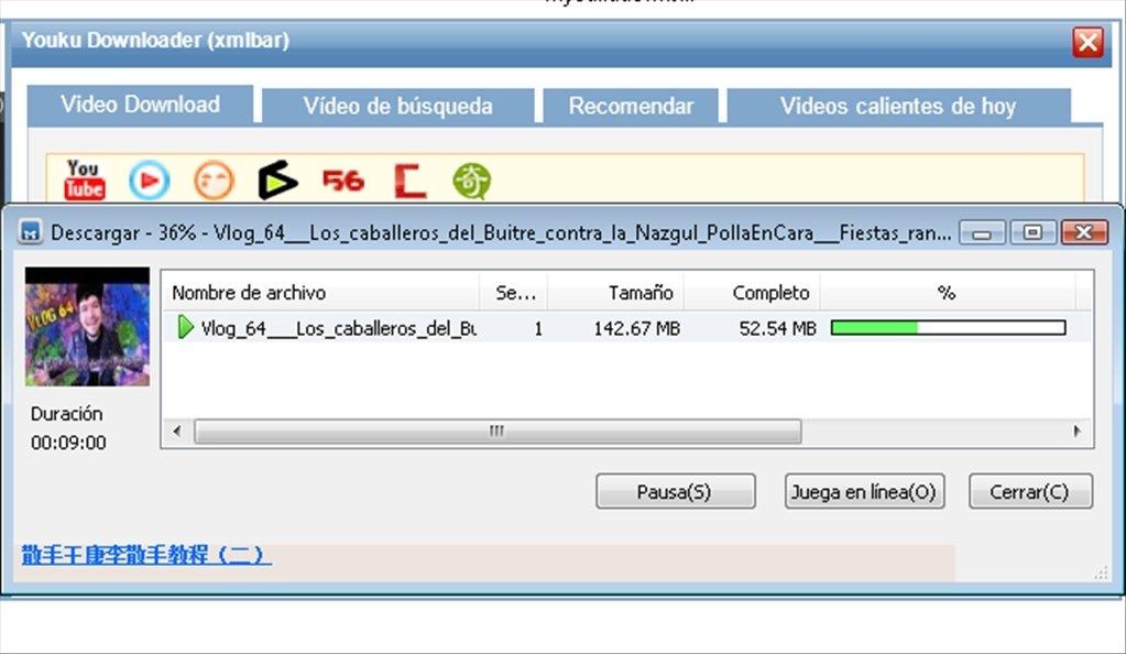 descargar video downloader para pc