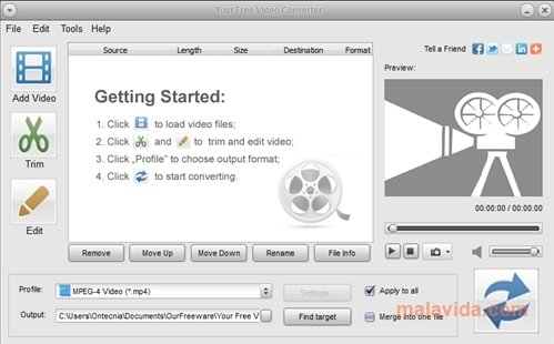 Your Free Video Converter image 4