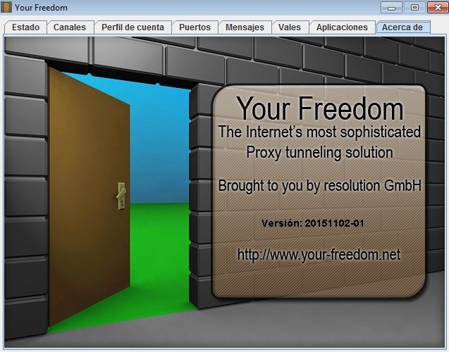 telecharger your freedom apk 2016
