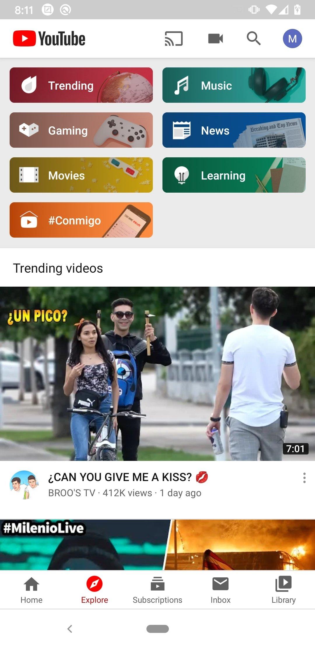 Скачать е приложение для скачивания видео с ютуб для андроид