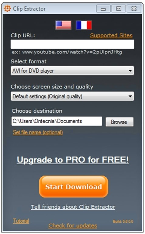 YouTube Clip Extractor Basic 5.6.0.0