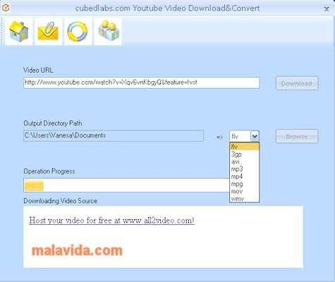 YouTube Download & Convert image 2