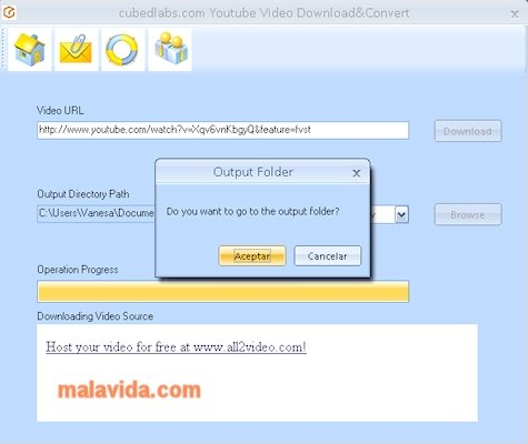 YouTube Download & Convert 3 0 - Download for PC Free